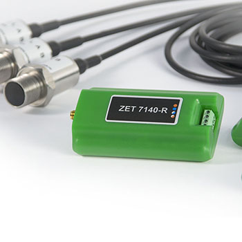 Digital cavitation sensor ZET 7140-R