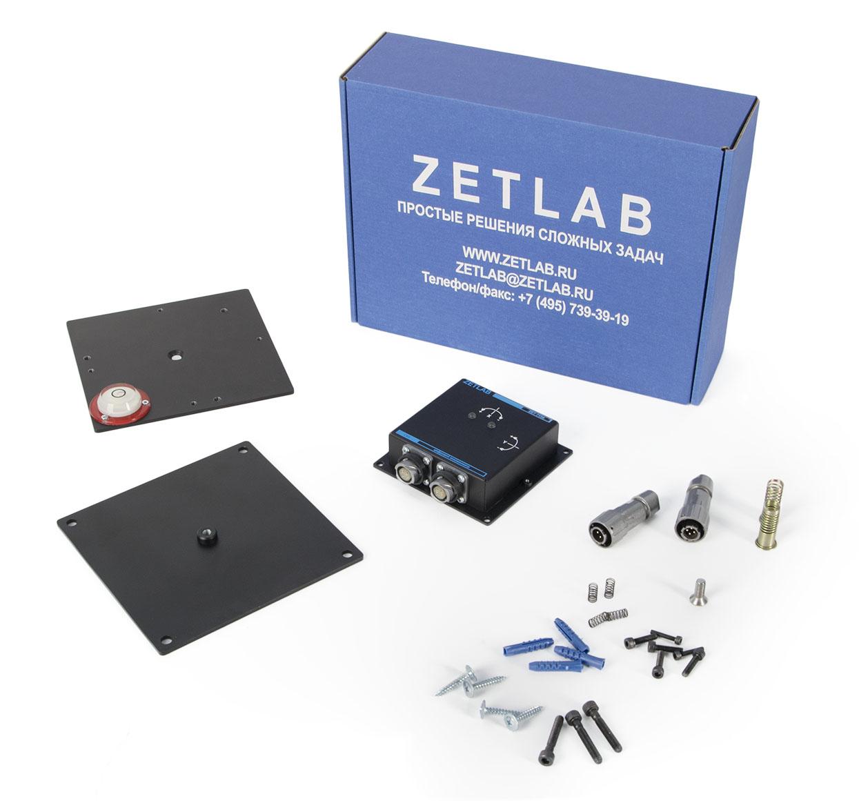 Базовая комплектация ZET 7X54