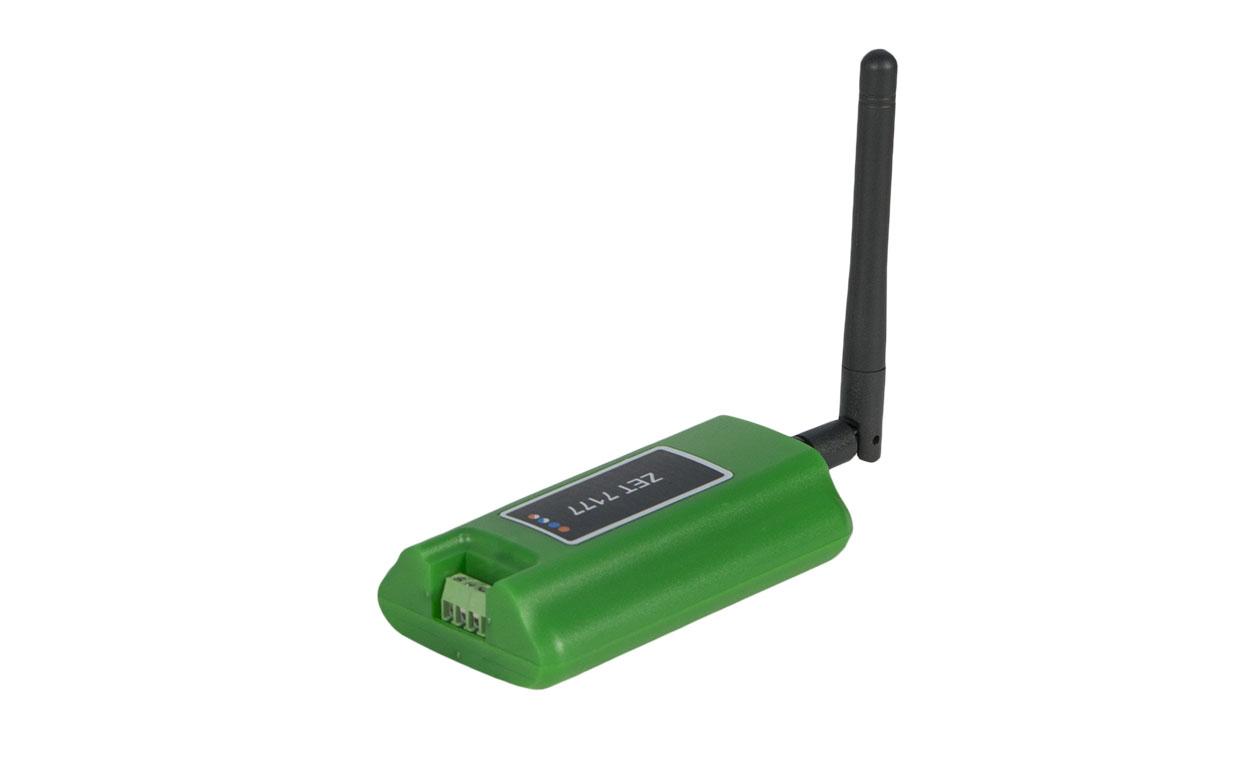 ZET 7177 Преобразователь интерфейса в комплекте с GSM-антенной