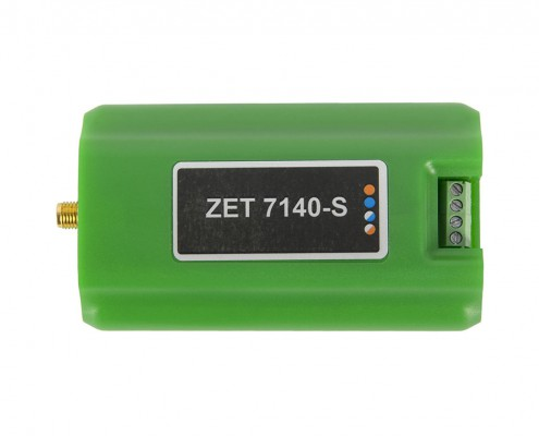 ZET 7140-S Digital Eddy Current Displacement Sensor - top view