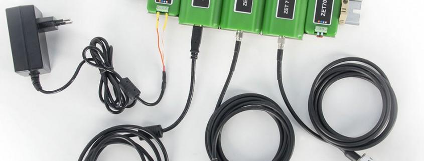 Цифровой датчик кавитации ZET 7140-R в составе измерительной сети, теория о кавитации