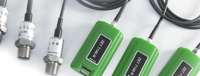 Цифровой датчик кавитации ZET 7140-R в комплекте с датчиком кавитации ВС 801, возможные условия возникновения кавитации