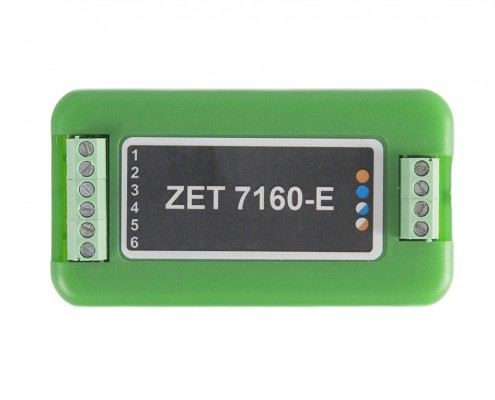 ZET 7160-E Digital Encoder (CAN 2.0 interface) - top view