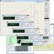 ZETLAB TENSO — программное обеспечение, поставляемое с тензометрическими станциями ZET 017-T8