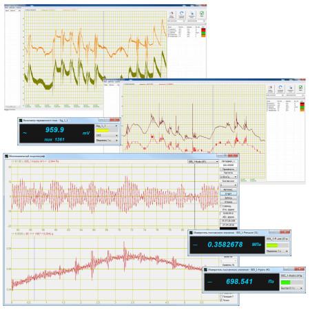 ZETLAB SENSOR — ПО для цифровых датчиков и контроллеров