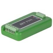 Цифровой тензодатчик ZET 7111. Сторона подключения к первичному преобразователю