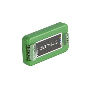 Цифровой модуль управления шаговым двигателем ZET 7160-S