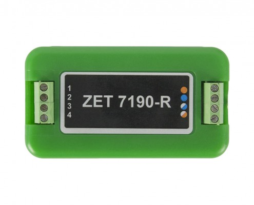 ПИД-регулятор ZET 7190-R