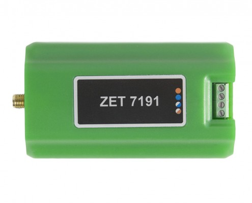 ZET 7191 High-frequency Generator - top view