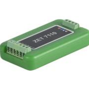 Цифровой тензодатчик ZET 7110. Сторона подключения первичного преобразователя