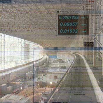 Система виброконтроля, мониторинга и диагностики гидроагрегатов