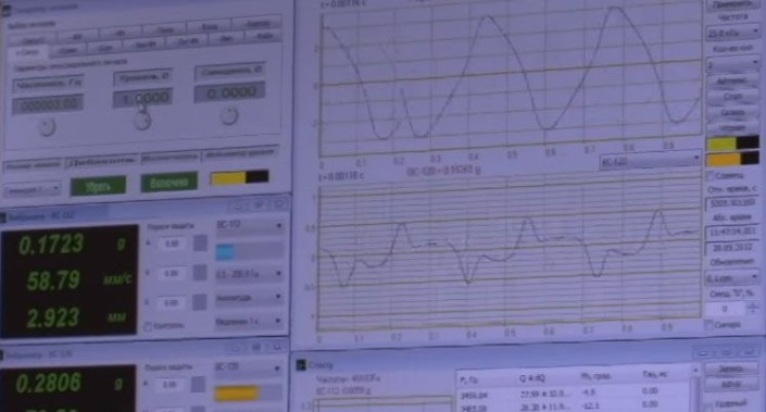Видеоуроки ZETLAB: поверка сейсмодатчиков в ZETLAB, видеоурок поверка сейсмодатчиков