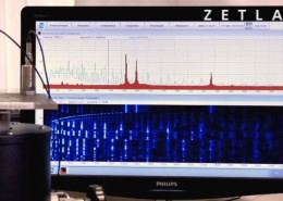 Видеоуроки ZETLAB: Лунная соната в исполнении вибростенда ВСВ 133