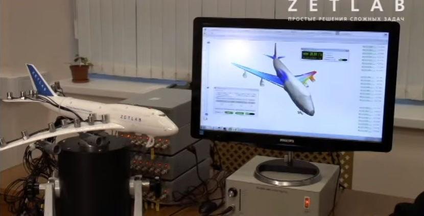 Видеоуроки ZETLAB: визуализация испытаний, видеоурок визуализация испытаний