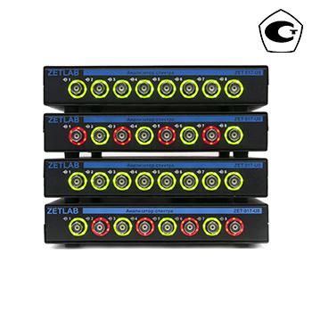 Анализатор спектра ZET 017-U32 обложка вид спереди