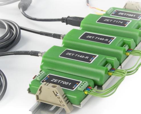 Цифровые датчики и контроллеры ZETSENSOR, Варианты взаимодействия ZETSENSOR