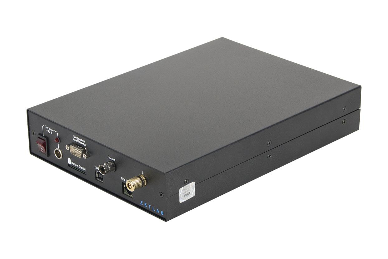 Анализатор спектра ZET 017-U8. Промышленное исполнение