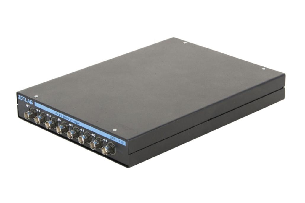 ZET 017-U8 Analizador de espectro1