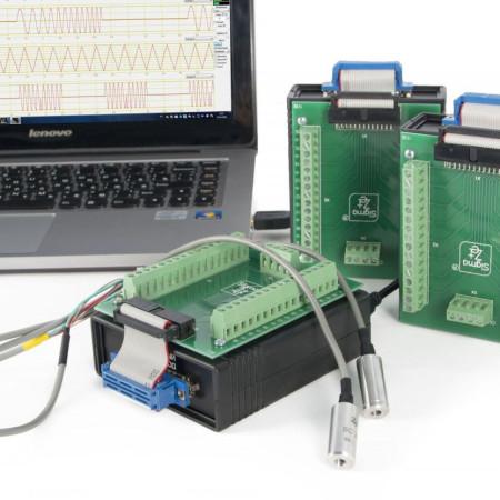 Модули АЦП ЦАП, USB-осциллографы