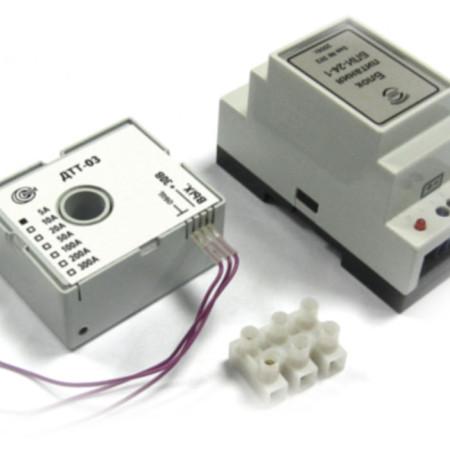 Преобразователи измерительные тока и напряжения