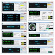 Измерение параметров сигналов ZETLAB