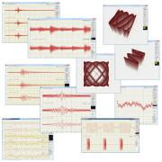 Программы визуализации сигналов и результатов измерений ZETLAB