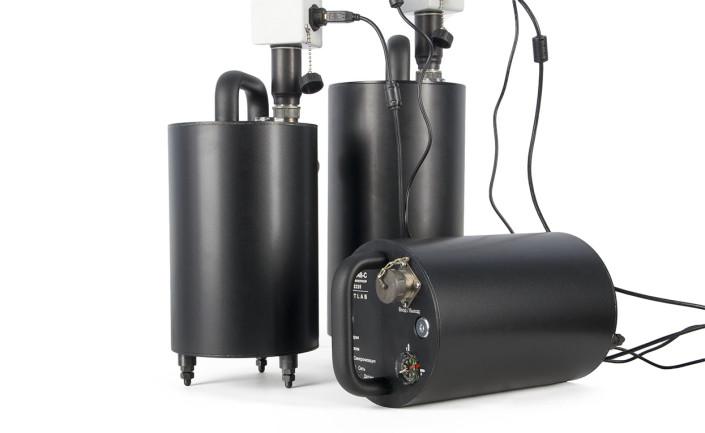 Сейсморегистраторы ZET 048-C, Передача данных с сейсморегистратора на ПК