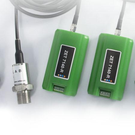 Цифровые датчики кавитации и гидрофоны
