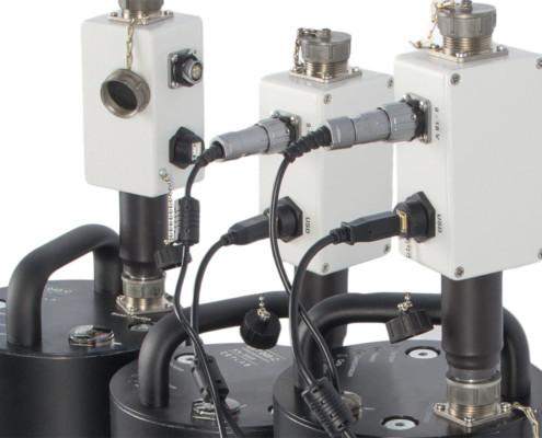 ZET 048-C designación de conectores