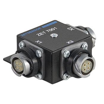 Соединитель ZET 7001-M