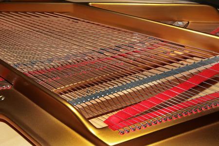 Система резонаторов - рояль