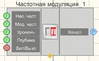 Частотная модуляция - Режим проектировщика