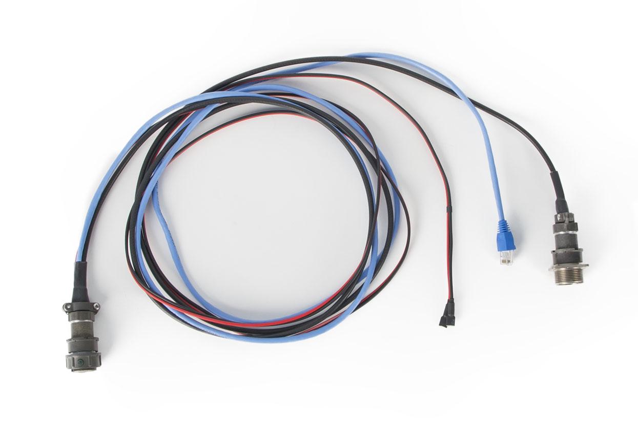 Универсальный кабель К 21 для сейсмостанции ZET 048-C