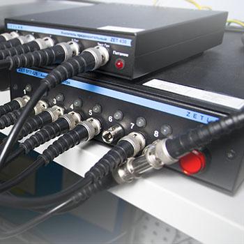 FFT-spectrum-analuzers