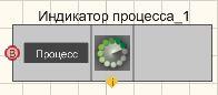 Индикатор процесса - Режим проектировщика