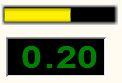 Индикатор уровня - Результат работы проекта