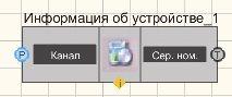 Информация об устройстве - Режим проектировщика