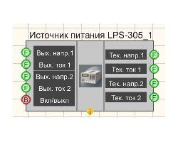 Источник питания LPS-305