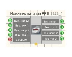 Источник питания PPE-3323