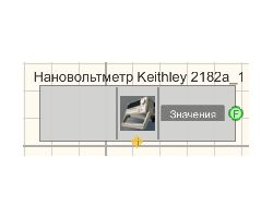 Нановольтметр Keithley 2182a