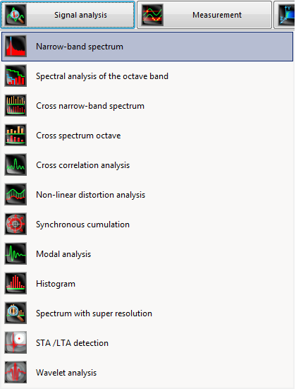 Narrow-band-spectrum-cover