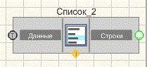 Список - Режим проектировщика