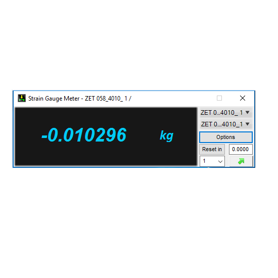 Strain gauge meter main image