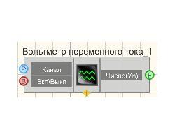 Вольтметр переменного тока