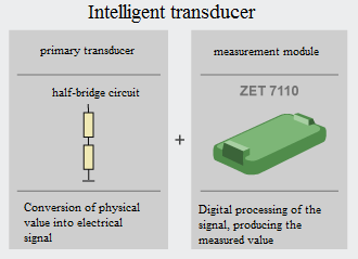 ZETSENSOR 7110 - intelligent transducer