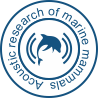 Acoustic research of marine mammals
