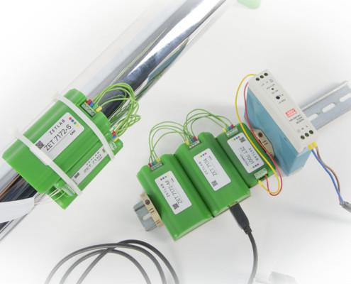 Телеметрическая система ZET 7172