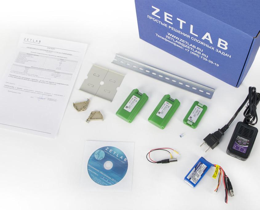 Базовая комплектация ZET 7172