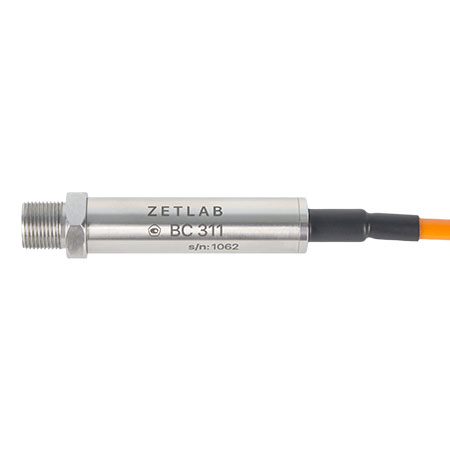 Hydrophone BC 312 by ZETLAB Company - secondary cover