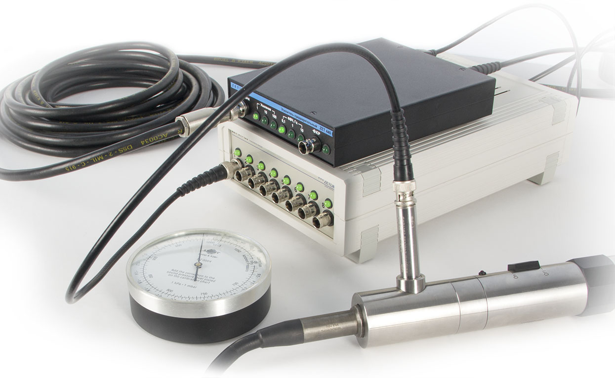 Hydrophone calibration